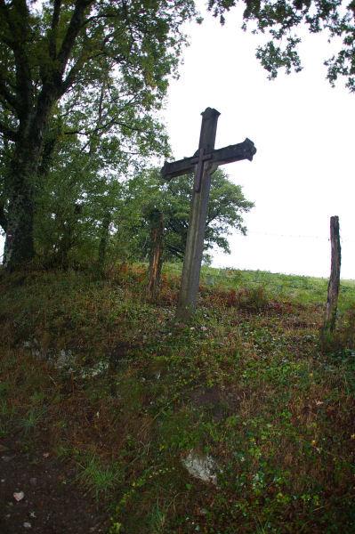 Le Calvaire de Noailhac, croix 8