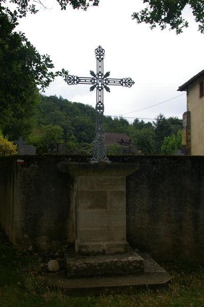 Vers la chapelle de Guirande en arrivant sur la D2