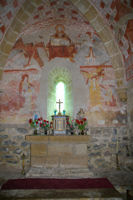 La chapelle de Guirande (Notre Dame de la Pitie)