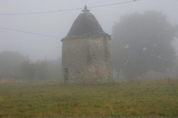 Une caselle à la sortie de Faycelles