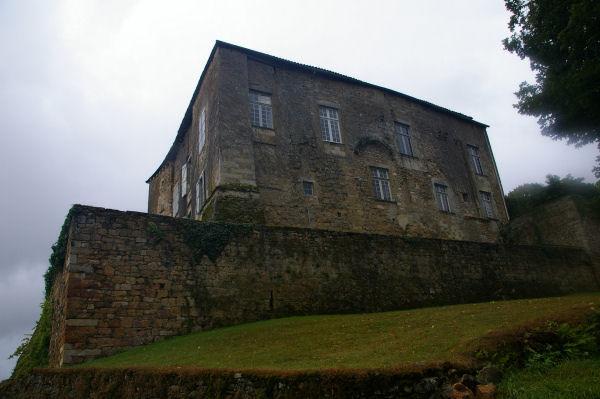 Le château de Béduer