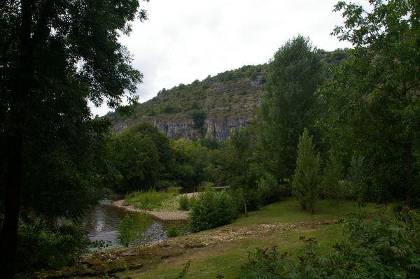 Le Célé au Moulin de Cavarrot
