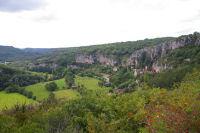 Vue de St Suplice depuis Le Bout des Costes