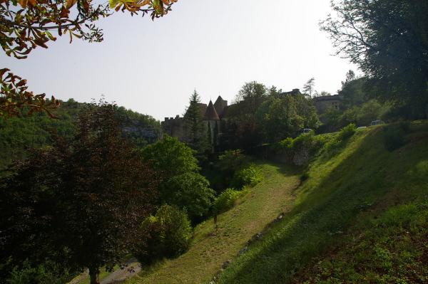 Le château de Cabrerets