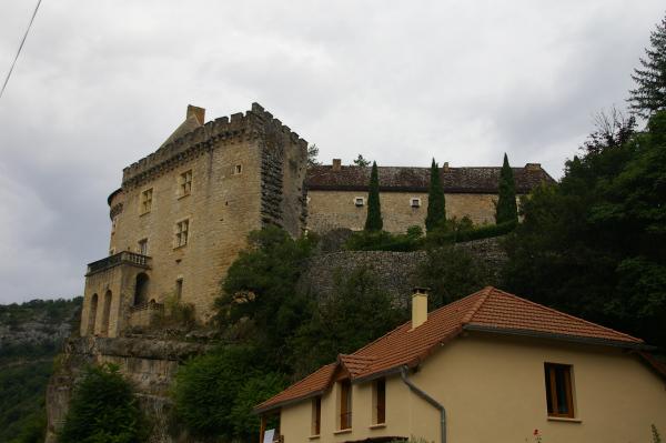 Le chateau de Cabrerets
