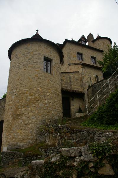 Une jolie maison à Cabrerets