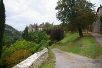 Le chateau de Cabreret
