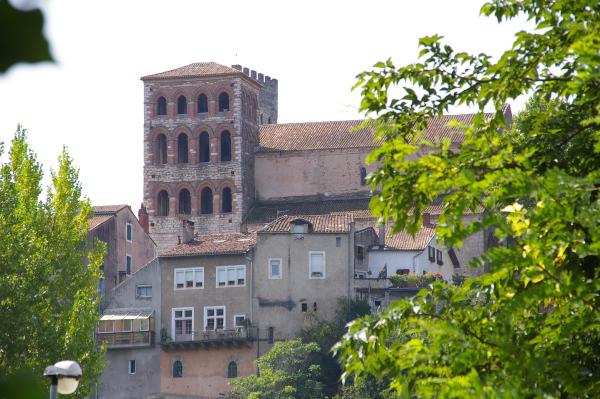 Le Palais Duèze à Cahors