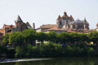 La Cathedrale St Etienne a Cahors