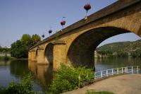 Le Pont Louis Philippe a Cahors
