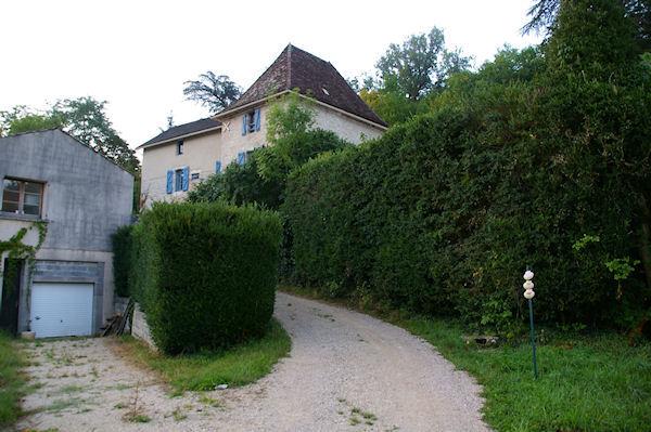 La Maison des Pelerins à Cahors