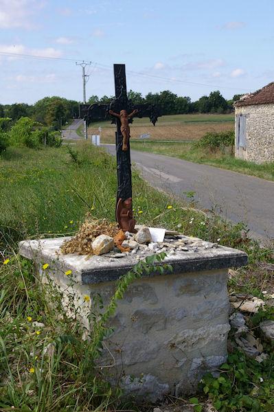 A la sortie de Labastide Marnhac