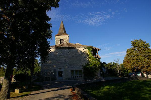 Le Gîte communal de Lascabanes