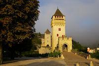 Le Pont Valentre a Cahors
