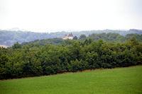 Les Tours du Chateau de Charry