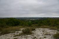 Au fond, la vallee de La Petite Barguelonne