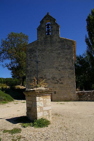 La Chapelle St Sernin