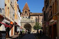 L'Abbatiale St Pierre de Moissac