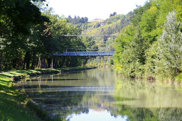 Le pont de Coudol