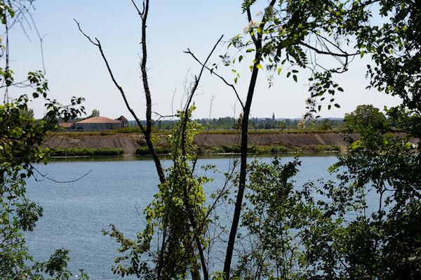 La Garonne près du Pont de Coudol