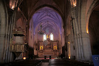 L'Eglise St Pierre a Auvillar