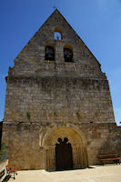 L'Eglise de St Antoine sur l'Arrats