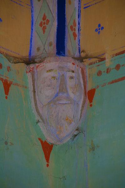 De la couleur dans l&#39Eglise de St Antoine sur l&#39Arrats