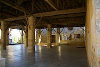 La Halle de Miradoux