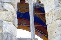 L'Eglise st Saturnin a Flamarens