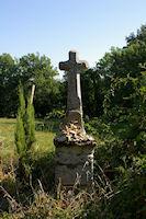 La Croix du Tabus sur le GR65