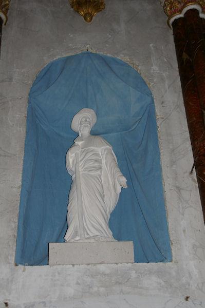 St Jacques dans la Cathédrale Saint Gervais - Saint Protais de Lectoure
