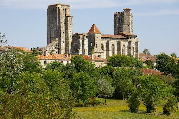 L&#39Eglise St Pierre de La Romieu