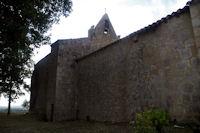 La chapelle Ste Germaine pres de Le Baradieu