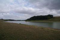 Le lac de Bousquetara