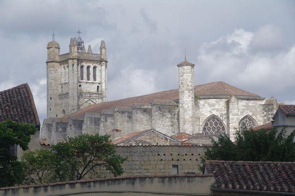 La Cathédrale St Pierre de Condom