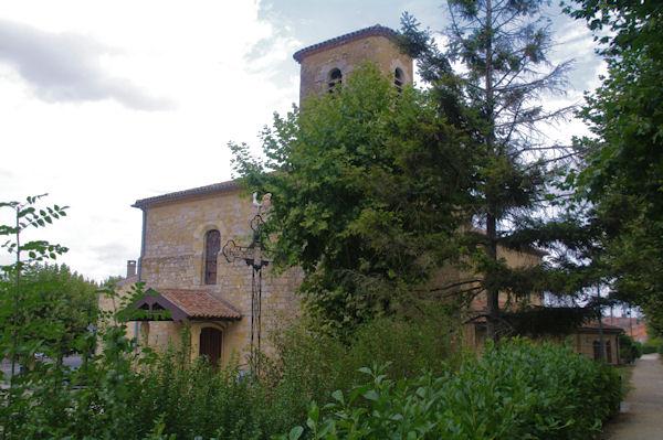 L_église St Jacques de la Bouquerie à Condom