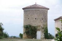 Un joli moulin a La Plagne sur le GR65