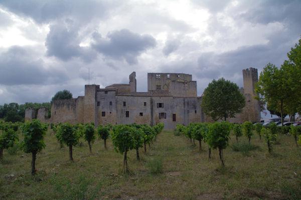 Le village fortifié moyenageux de Larressingle