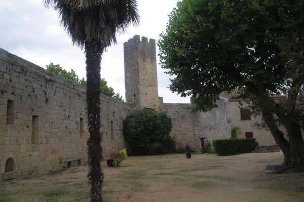 La tour Sud de Larressingle