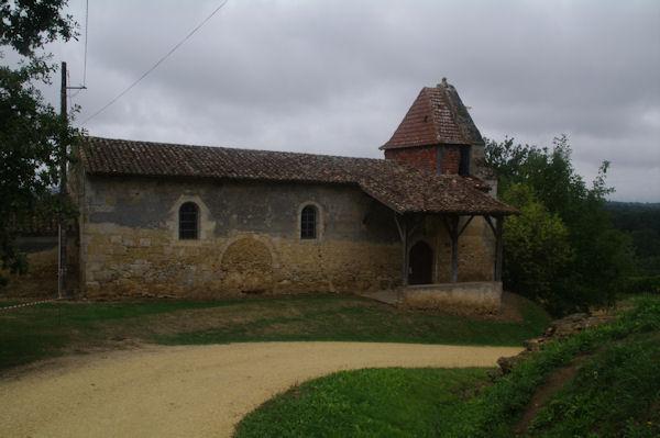 La Chapelle de Lamothe