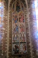 La magnifique nef de la Cathedrale Sainte Luperc