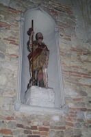 St Roch dans la Cathedrale Sainte Luperc