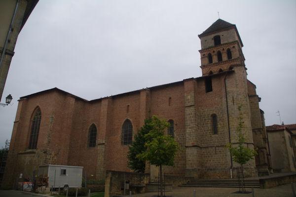 L_église Sainte-Quitterie à Aire sur l_Adour