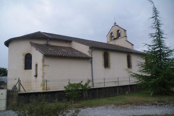 L_église de Latrille