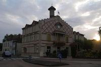 La Mairie de Barcelonne du Gers