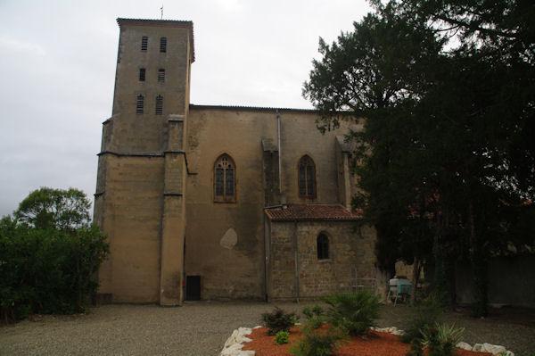 L_Eglise de Barcelonne du Gers
