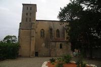 L'Eglise de Barcelonne du Gers