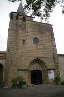 La cathedrale Saint-Jean-Baptiste a Aire sur l'Adour