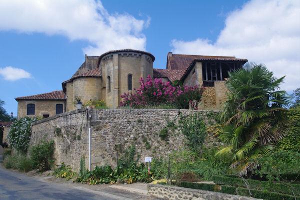 La Collégiale Saint-Barthélemy de Pimbo