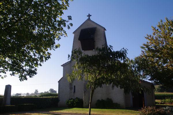 L_église de Louvigny